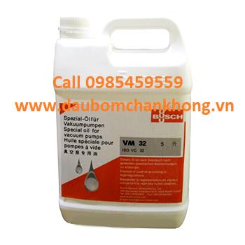 BUSCH VACUUM PUMP OIL VM32