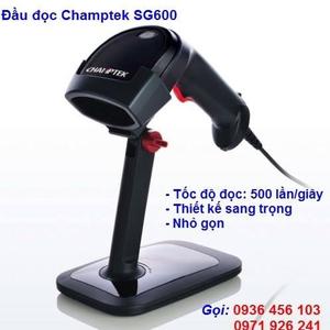 Đầu đọc mã vạch Champtek SG600