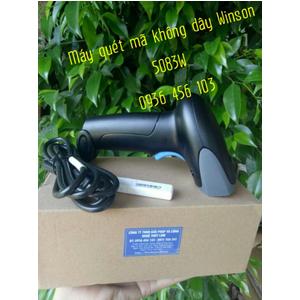 Đầu đọc mã vạch không dây Winson WNC-5083W