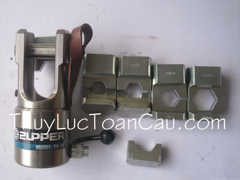 Đầu ép cốt thủy lực CO-45 400-1000mm2 Zupper