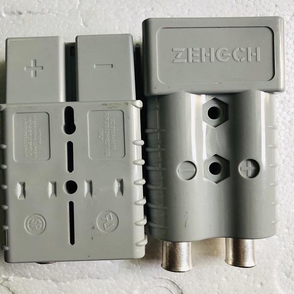 Đầu găm ắc quy xe nâng điện 350A-600V