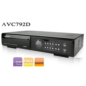 Đầu ghi hình AVTECH AVC792D