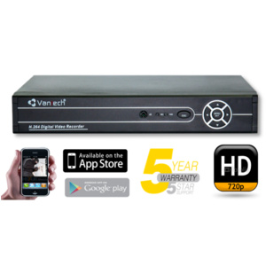 Đầu ghi hình HD Vantech VP-460AHDL