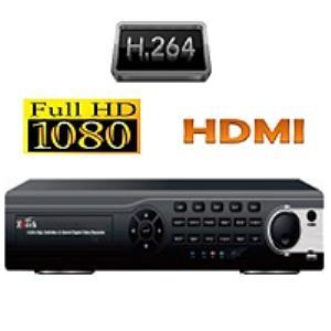 Đầu ghi hình ZT-3324HV 24 kênh, chuẩn nén hình H264