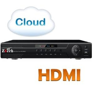 Đầu ghi hình ZT-3508HD, hình ảnh HD, 8 kênh, chuẩn nén H.264