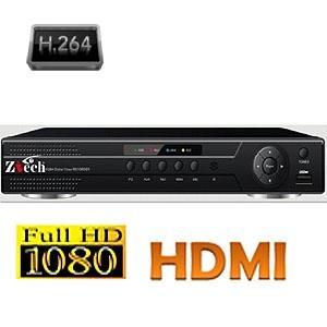 Đầu ghi hình ZT-3516HV 16 kênh, chuẩn nén H.264