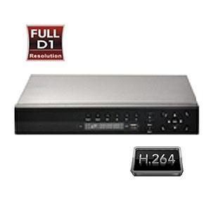 Đầu ghi hình ZT-6008HD 8 kênh D1, chuẩn nén H264