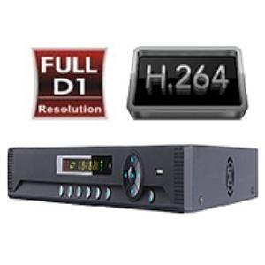 Đầu ghi hình ZT-8224HD, 24 kênh CIF, chuẩn nén H264