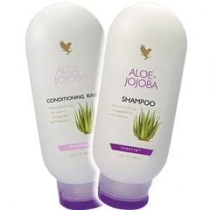 Dầu gội đầu Aloe Jojoba Shampoo MS 260-Dầu Xả Dưỡng Tóc - Aloe Jojoba Conditioning Rinse ms 261