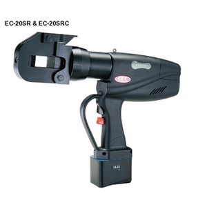 Đầu- Kìm cắt cáp thủy lực dùng pin OPT EC-20SR & EC-20SRC