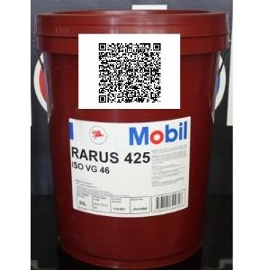 Dầu máy nén khí Mobil Rarus 425