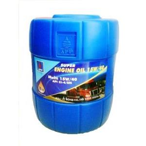 APP Super Engine Oil 15W40 CI4/SM