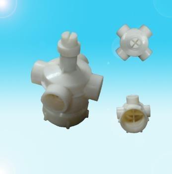 Đầu phun ABS 2,5inch ( 4holes )