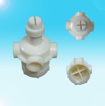 Đầu phun ABS 2inch ( 4hole )
