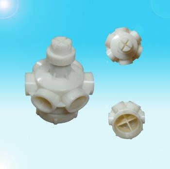 Đầu phun ABS 2inch ( 6hole )