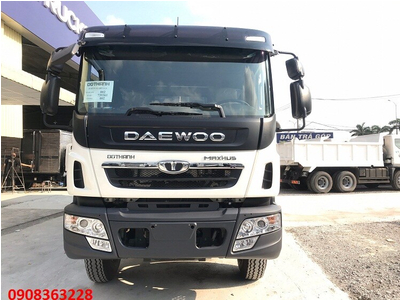 Daewoo Maximus HC6AA Euro New 2020
