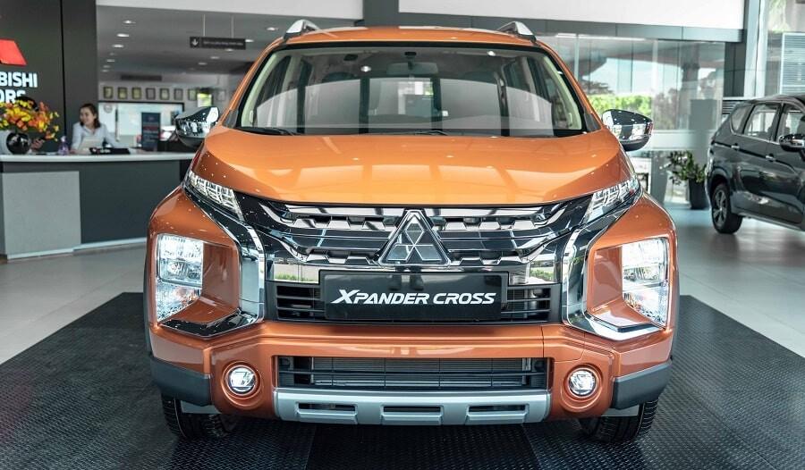 Đầu xe Xpander bản Cross
