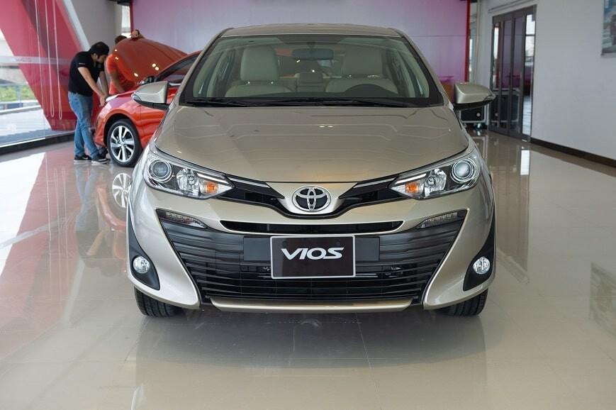 Toyota Vios giảm giá niêm yết cao nhất 41 triệu đồng