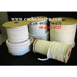 Dây ceramic chịu nhiệt 1260 độ C có sợi cõng kẽm