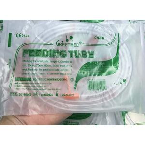 Dây cho ăn có nắp (feeding tube) Greetmed GT018-100