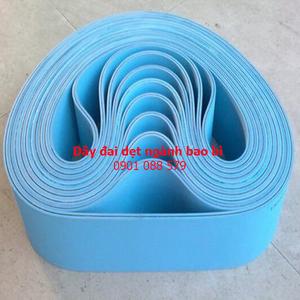 Dây đai dẹt ngành bao bì giấy