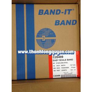 DÂY ĐAI INOX 1/4 C20299 BAND IT