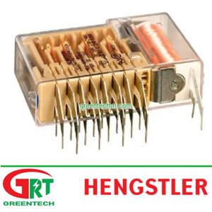 DC electromechanical relay 466 | Hengstler | Rờ le cơ điện DC 466 | Hengstler Vietnam