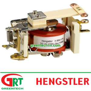 DC electromechanical relay 509 | Hengstler | Rờ le cơ điện DC 509 | Hengstler Vietnam