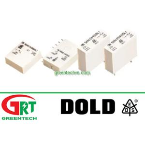 DC electromechanical relay Kartenrelais | Dold | rờ le cơ điện Kartenrelais | Dold Vietnam