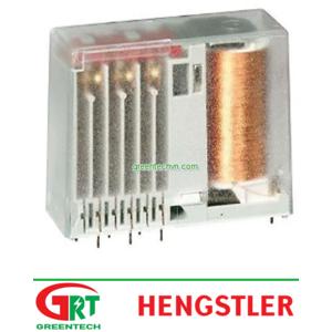 DC electromechanical relay RDA | Hengstler | Rờ le cơ điện DC RDA | Hengstler Vietnam