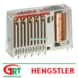 DC electromechanical relay RDM | Hengstler | Rờ le cơ điện DC RDM | Hengstler Vietnam