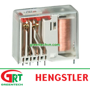 DC electromechanical relay ROS | Hengstler | Rờ le cơ điện DC ROS | Hengstler Vietnam