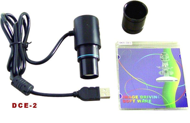 Camera kính hiển vi DCE-2