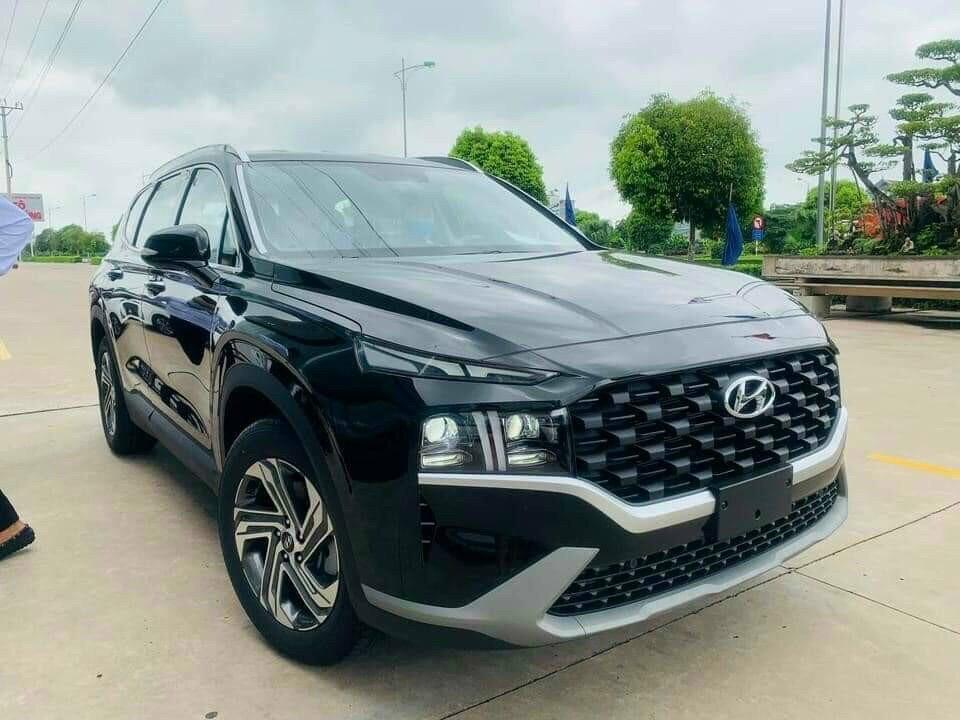 Hyundai Santa Fe 2.5 Xăng 2021