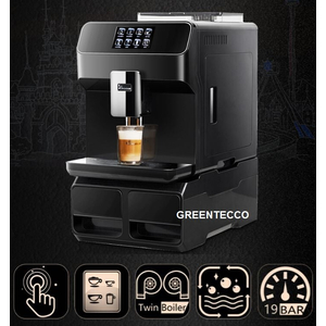 DE-560 DeLeisure máy pha cà phê tự động hoàn toàn màn hình cảm ứng