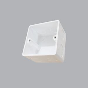 Đế âm tự chống cháy dùng cho các mặt nạ vuông A157V