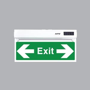 Đèn báo Exit 1 mặt trái phải EXLR
