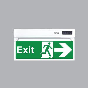 Đèn báo Exit một mặt phải EXR
