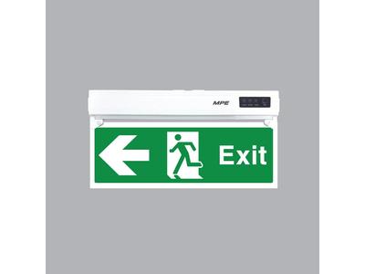 Đèn báo Exit một mặt trái EXL