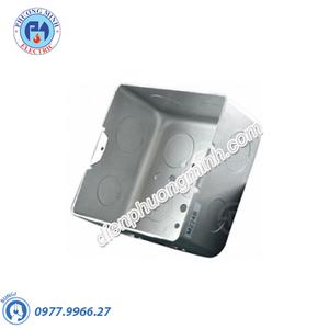 Đế sắt cho ổ âm sàn 100x100x65mm - Model M224DB