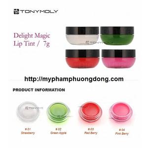Giá Sốc Son dưỡng môi Tonymoly Delight Magic Lip Tint Hàn Quốc chính hãng giá rẻ nhất thị trường