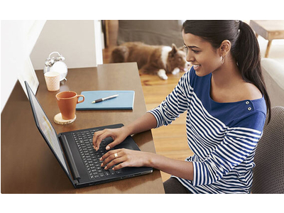 Dell N3551 ̣̣(Intel® Pentium N3551   Ram 2GB   HHD 500 GB   HD LED 15.6 inch)
