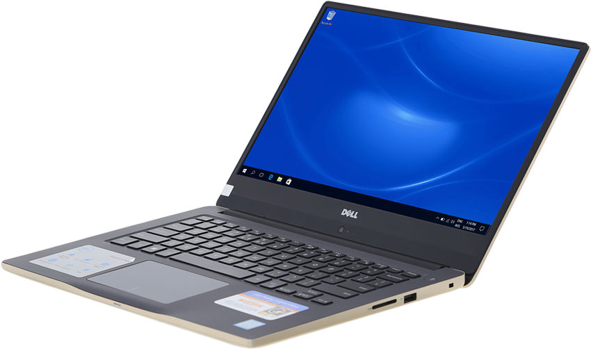 Dell 7460 Core i5-7200U~2.5GHz Ram 4G SSD 128G+HDD 500G 14