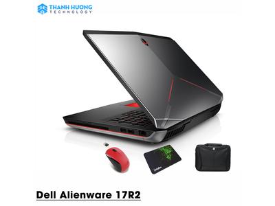 Dell Alienware 17R2 core i7-4720HQ/Ram 8Gb/SSD 128Gb+ HDD 1TB/GTX 970M/màn 17inch FHD