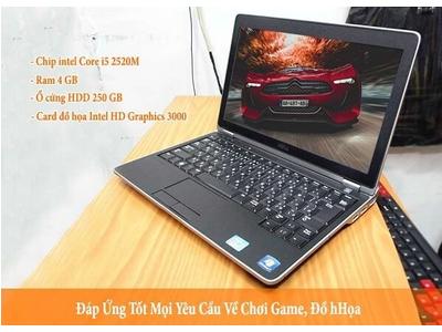 Dell Latitude E6220 (Core i5 2540M | Ram 2 GB | HDD 250GB | HD 12.5 inch )