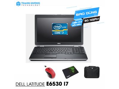 Dell Latitude E6530 (Core i5-3320M | Ram 4GB | HDD 320GB | VGA NVS 5200M | 15.6 inch HD)