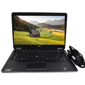 Dell Latitude E7440 i5-4300U~2.1GHz    Ram4G/SSD 128G    14 FHD