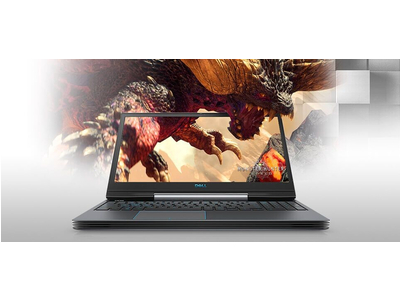 Dell G5 15 5590 Gaming Core i5 9300H Ram8GB SSD128GB+HDD500GB VGA GTX 1650 15,6 Inch FHD NewSeal