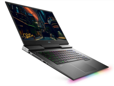Dell G7 7500 Gaming Laptop | Core I7-10750H | RAM 16GB | SSD 1TB | RTX™ 2070 8GB | 15.6