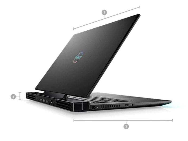 Dell g7 7500 thiết kế đẹp
